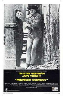 دانلود فیلم دوبله فارسی Midnight Cowboy 1969