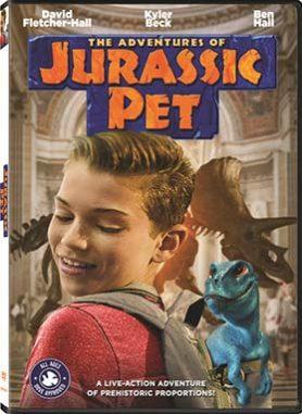 دانلود فیلم ماجراجویی های حیوان خانگی ژوراسیکی The Adventures of Jurassic Pet 2019