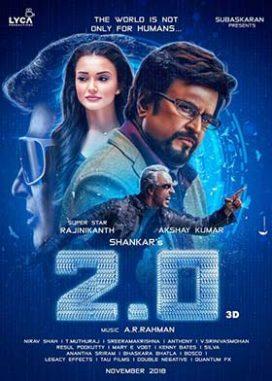 دانلود فیلم 2.0 2018 زیرنویس فارسی چسبیده