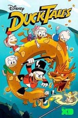دانلود سریال انیمیشن ماجراهای داک DuckTales 2018 دوبله فارسی فصل یک و دو