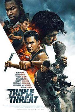 دانلود فیلم تهدید سه گانه Triple Threat 2019 زیرنویس فارسی چسبیده