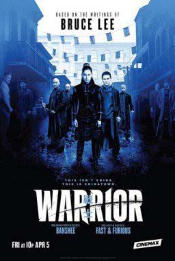 دانلود سریال Warrior زیرنویس فارسی چسبیده