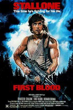 دانلود فیلم دوبله فارسی رمبو اولین خون Rambo: First Blood 1982 زیرنویس فارسی چسبیده