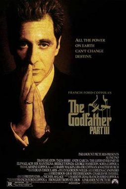 دانلود فیلم پدر خوانده 3 دوبله فارسی The Godfather Part III 1990 زیرنویس فارسی چسبیده