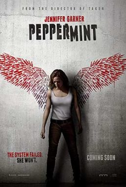 دانلود فیلم دوبله فارسی Peppermint 2018