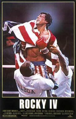 دانلود فیلم دوبله فارسی راکی ۴ Rocky IV 1985 زیرنویس فارسی چسبیده