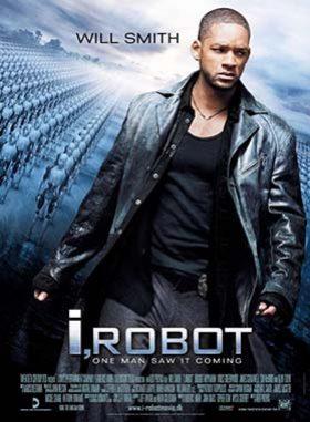 دانلود فیلم دوبله فارسی من روبات هستم I Robot 2004 زیرنویس فارسی چسبیده