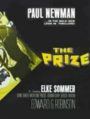 دانلود فیلم دوبله فارسی The Prize 1963