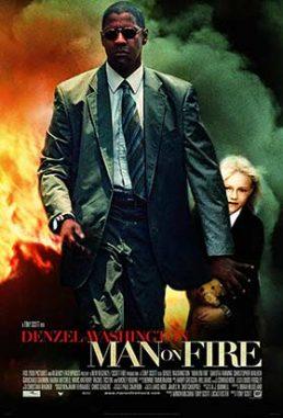 دانلود فیلم دوبله فارسی ۲۰۰۴ Man on Fire زیرنویس فارسی چسبیده